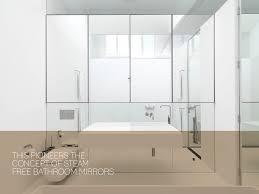 Bathroom Demister Mirror Demister Bathroom Cabinet Doors Interior Products