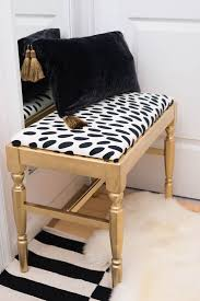 best 25 black gold bedroom ideas on pinterest white gold room chic bedroom black and white bench easy diy gold spray paint ikea