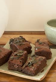 cuisine huile de coco brownies à l huile de coco et aux graines de courge clea cuisine