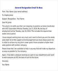 free sample resignation letter template formats csat co