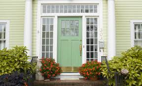 Painting Exterior Door Exterior Doors