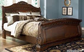 Tufted Leather Headboard Ca King Size Bed Frame W Tufted Leather Headboard U0026 Footboard