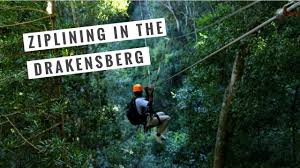 Treetop Canopy Tours by Unzipping Adventure With Drakensberg Canopy Tour Youtube
