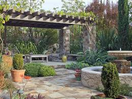 Our Favorite Outdoor Rooms - our favorite designer outdoor rooms oasis hgtv and covered pergola