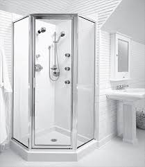 Stall Shower Door Mobile Home Shower Stall Showers And Components Advantage 8