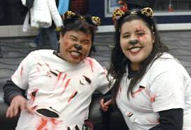 trick or treat at kirkwood mall tribune photo collections
