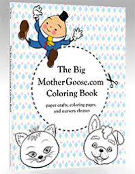 mother goose nursery rhymes preschool computer games crafts