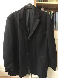 black riding jacket mans black riding jacket size 40 long in clitheroe lancashire