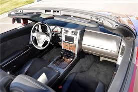 cadillac xlr interior 2006 cadillac xlr v roadster 189198