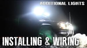 survival truck diy how to wire and install additional lights on your vehicle diy