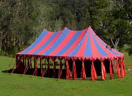 circus tent rental marquee hire holy cow chai healesville australia