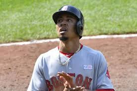 two home mookie betts hits two home runs as boston sox coast past