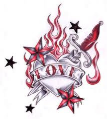heart tattoo images u0026 designs