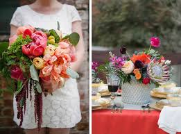 how to hire a wedding florist a practical wedding