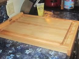Countertop Cutting Board John Boos Reversible Maple Countertop Board Giveaway Arv 160 2 25