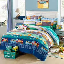 Bedding Sets For Girls Print by Cars Trucks Airplane Police Car Bedding For Boys 5pc Twin