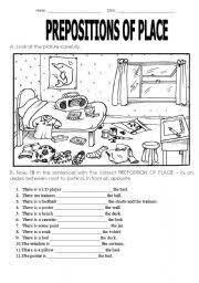 english exercises prepositions of time adults
