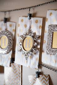 from napkin rings to beautiful wreaths five festive ornament frame