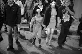 halloween 2013 on hollywood boulevard l a taco