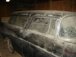 nomad car for sale chevrolet nomad rare barn find