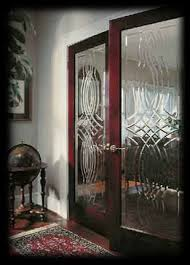 Etched Glass Interior Door Interior Doors Glass Doors Etched Textured And Frosted Glass