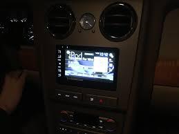 2005 2009 lincoln zephyr mkz stereo amp sub camera install