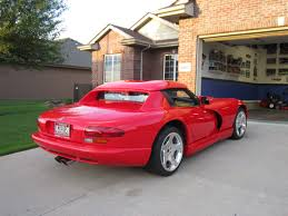 Dodge Viper Red - mopar garage bruce u0027s 2000 dodge viper rt 10
