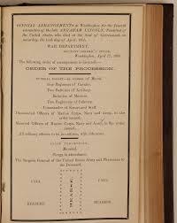 1865 general orders including many regarding lincoln u0027s assassination