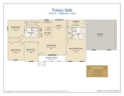 split floor plans floor plans custom homes