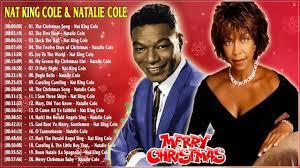 nat king cole christmas album nat king cole natalie cole christmas songs 2018 ღ best soul