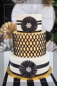 wedding cake black and white birthday cake ideas black and gold