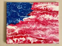 What Does The American Flag Look Like Patriotic Painting U2013 Where Creativity Works