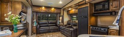 5th Wheel Living Room Up Front by Reflection Fifth Wheel 27rl Grand Design Rv