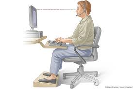 Back Pain When Getting Out Of Chair Proper Sitting Posture For Typing
