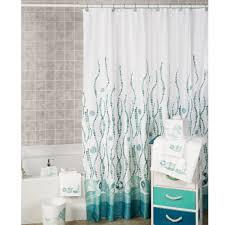 awesome beachy shower curtains gallery interior design ideas la mer coastal shower curtain kraken shower curtain bath decor