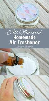 scented indoor l oil all natural homemade air freshener musings from a stay at home mom