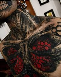 male chest tattoos inked magazine