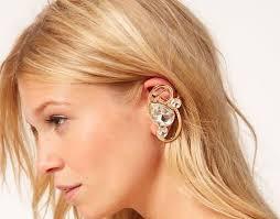 ear cuffs on both ears 24 best ear cuffs images on ear cuffs