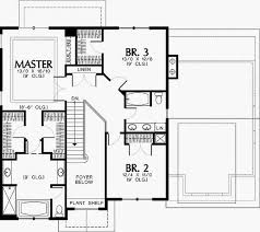 Floor Plans With Two Master Bedrooms One Story House Plans With 2 Master Suites U2013 Ayanahouse U2013 Ide Idea