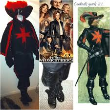 what i saw on ebay update u201cthe three musketeers u201d cardinal u0027s guard