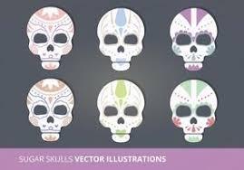 Sugar Skulls For Sale Skull Vectors 780 Free Skull Vectors