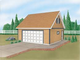 Garage With Loft Bandele Garage With Loft Plan 064d 6003 House Plans And More