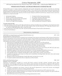 Sample Hr Executive Resume by Download Resume Templates 35 Free Word Pdf Document Download