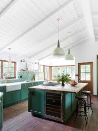 green kitchen cabinets for sale you ll want an emerald green kitchen after seeing this