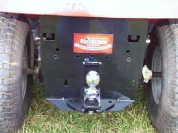 amazon com universal lawn garden tractor hitch patio lawn