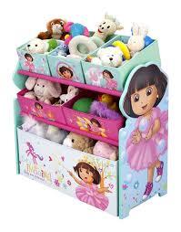 Dora The Explorer Bedroom Furniture by Delta Children Nickelodeon Dora The Explorer Multi Bin Toy