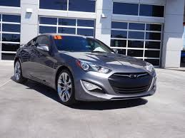 2013 hyundai genesis coupe 3 8 for sale hyundai genesis coupe in tucson az for sale used cars on