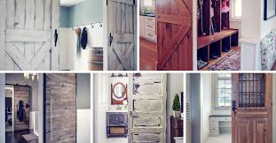 Barn Door Designs 27 Awesome Sliding Barn Door Ideas For The Home Homelovr