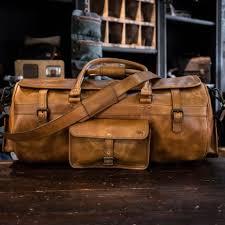 mens travel bag images Mens travel bag large leather duffle bag buffalo jackson jpg
