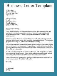 Business Letter Mailing Address Format Business Letter Writing Format The Best Letter Sample